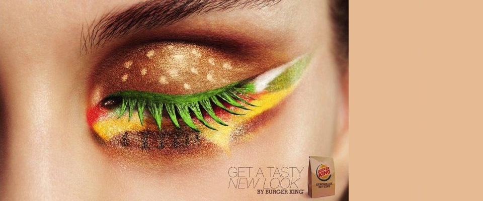 MakeUp by Burger King