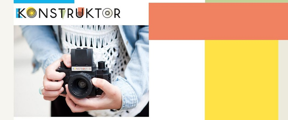 #KONSTRUKTOR – die weltweit erste 35mm Do-It-Yourself Kamera!