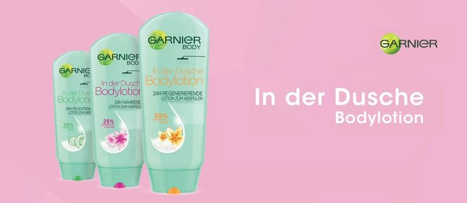 Garnier In der Dusche Bodylotion