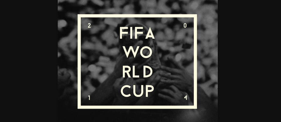 FIFA Word Cup 2014 Poster