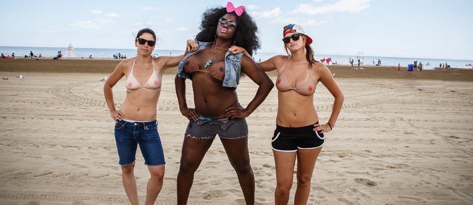 Ta Ta Top | Der Brustbikini für mehr Nackheit